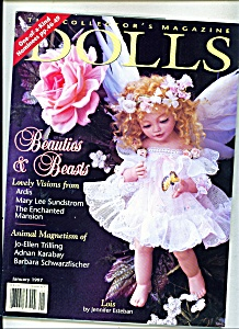 Dolls magazine-  January 1997 (Image1)