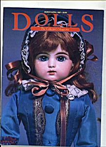 Dolls, the collector's magazine - March/April 1987 (Image1)