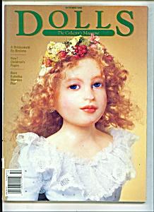 Dolls , the collectors magazine- October 1990 (Image1)