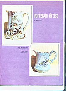 Porcelain Artist - October 1976 (Image1)