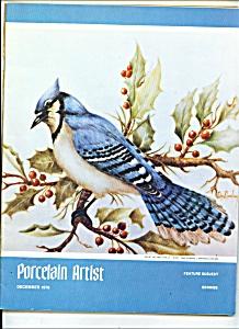 Porcelain Artist - December 1976 (Image1)