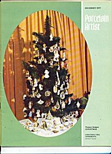 Porcelain Artist - December1977 (Image1)