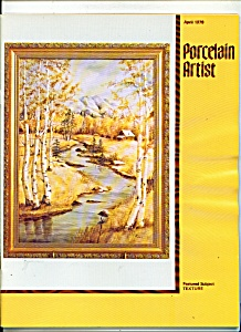 Porcelain Artist - April 1978 (Image1)