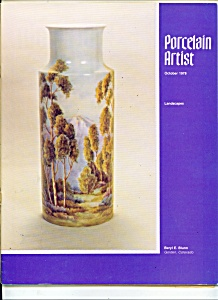 Porcelain Artist - October 1978 (Image1)