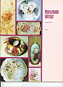 Porcelain artist - January 1979 (Image1)