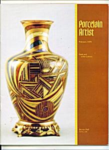 Porcelain artist - February 1979 (Image1)