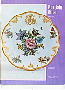 Pocelain Artist -  March 1979 (Image1)