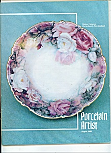 Porcelain artist - August 1980 (Image1)