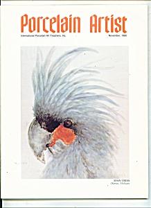 Porcelain Artist - November 1980 (Image1)