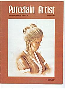Porcelain Artist -  February 1981 (Image1)