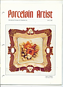 Porcelain Artist - June 1981 (Image1)