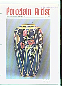 Porcelain artist - August 1981 (Image1)
