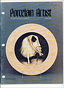 Porcelain Artist -  October 1981 (Image1)