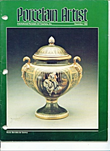 Porcelain Artist - December 1982 (Image1)
