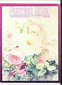 Porcelain artist - January 1983 (Image1)