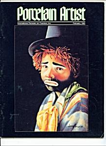 Porcelain artist - February 1983 (Image1)