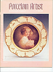 Porcelain Artist -  March 1983 (Image1)