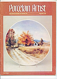 Porcelain artist - August 1983 (Image1)