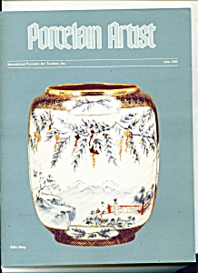 Porcelain Artist - June 1985