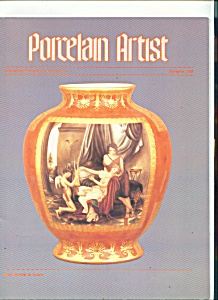 Porcelain artist -  September 1985 (Image1)