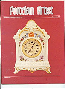 Porcelain Artist - November 1985