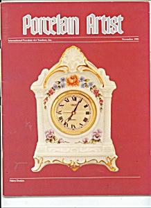 Porcelain artist - November 1985 (Image1)