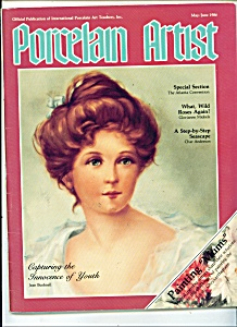 Porcelain artist - May/June 1986 (Image1)