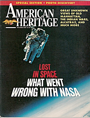 American Heritage -  November 1992 (Image1)
