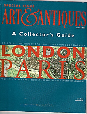 ART % ANTIQUES - SUMMER 1995 (Image1)