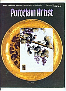 Porcelain artist - September/October 1996 (Image1)
