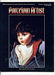 Porcelain Artist - NovemberDecember 1996 (Image1)