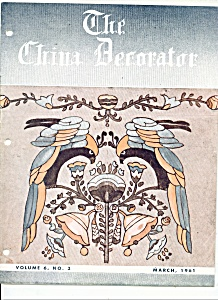 The China Decorator - March 1961 (Image1)