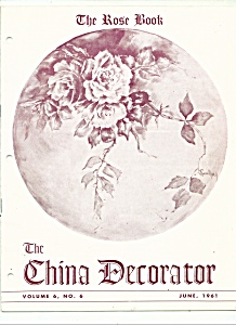 The China Decorator - June 1961 (Image1)
