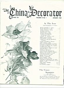 The China Decorator - January 1969 (Image1)