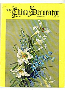 The China Decorator - April 1972 (Image1)