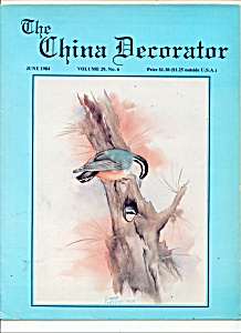 The China Decorator - June 1984