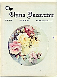 The China Decorator - March 1983