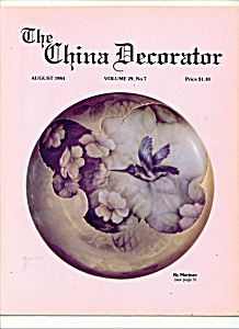 The China Decorator - August 1984