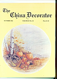 The China Decorator - October 1984