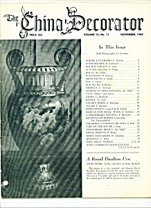 The China Decorator - November 1969 (Image1)