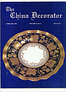 The China Decorator - April 1986