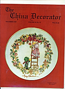 The China Decorator - December 1987