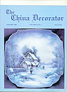 The China Decorator - January 1988