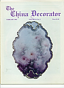The China Decorator - February 1988