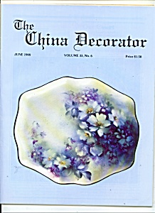 The China Decorator -  June 1988 (Image1)