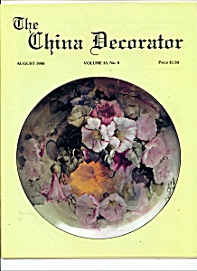 The China Decorator -  August 1988 (Image1)