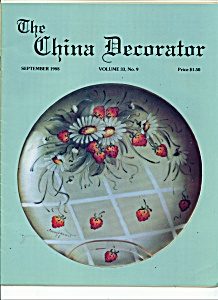 The China Decorator  - September 1988 (Image1)