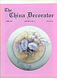 The China Decorator - April 1989 (Image1)