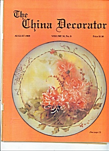 The China Decorator - August 1989