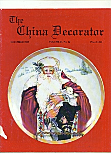 The China Decorator - December 1989